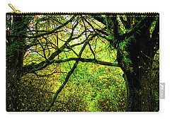 Carry-all Pouch featuring the photograph Autumn Light by David Patterson