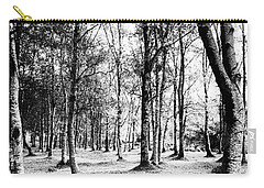 Autumn Lights Carry-all Pouch by Edgar Laureano