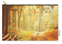 Autumn Lights Carry-all Pouch