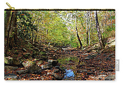 Autumn Magical Colors Carry-all Pouch by Paul Mashburn
