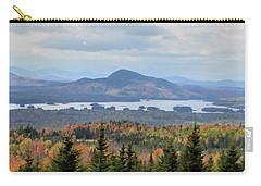 Autumn Maine Landscape Carry-all Pouch