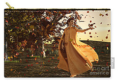 Autumn Carry-all Pouch by Methune Hively