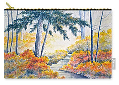 Autumn Mist Carry-all Pouch