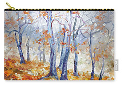 Autumn Mist - Morning Carry-all Pouch
