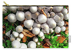 Autumn Mushrooms Carry-all Pouch