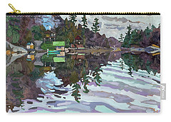 Autumn Narrows Carry-all Pouch