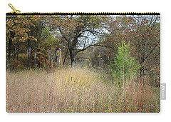 Autumn Oak Savanna Carry-all Pouch