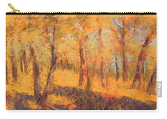 Autumn Oaks Carry-all Pouch