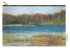 Autumn On The Maurice River Carry-all Pouch