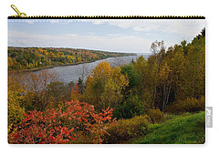 Autumn On The Penobscot Carry-all Pouch by Brent L Ander