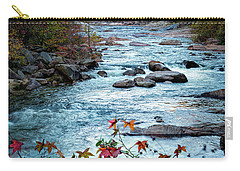 Autumn On Wilson Creek Carry-all Pouch
