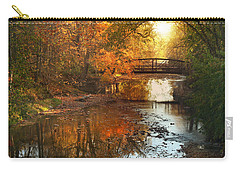 Autumn Over Furnace Run Carry-all Pouch by Rob Blair