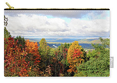 Autumn Overlook Carry-all Pouch by Trina Ansel