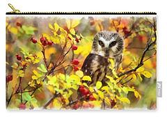 Autumn Owl Carry-all Pouch