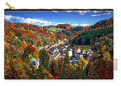 Autumn Panorama Carry-all Pouch