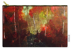 Sunset Trail Carry-all Pouch by Denise Tomasura