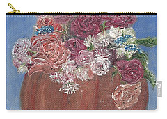 Autumn Petals Carry-all Pouch