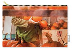 Autumn Plenty -  Carry-all Pouch