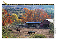Autumn Ranch Carry-all Pouch