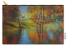 Autumn Reflections Carry-all Pouch