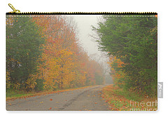 Autumn Roads Carry-all Pouch