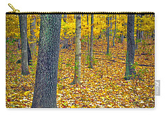 Carry-all Pouch featuring the photograph Autumn by Samuel M Purvis III