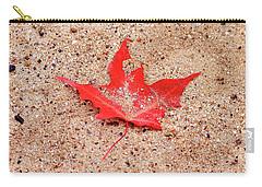Autumn Sand Carry-all Pouch