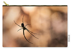 Autumn Spider Carry-all Pouch