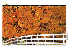 Autumn Sugar Maples Carry-all Pouch
