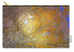 Autumn Sun Carry-all Pouch by Deborah Nakano