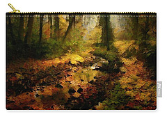 Autumn Sunrays Carry-all Pouch