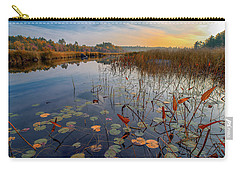 Autumn Sunrise At Compass Pond Carry-all Pouch