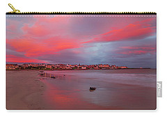 Autumn Sunrise Carry-all Pouch by Roy McPeak