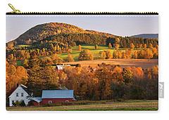 Autumn Sunset Landscape Carry-all Pouch