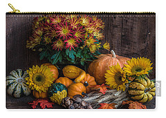 Autumn Treasure Carry-all Pouch