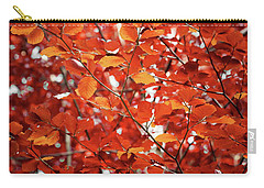 Autumn Triumph Carry-all Pouch