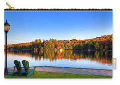 Autumn View For Two Carry-all Pouch