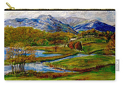 Autumn View Of The Trossachs Carry-all Pouch