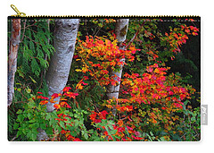 Autumn Vine Maples Carry-all Pouch