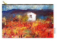 Autumn Vineyard Carry-all Pouch