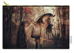 Autumn Walk Carry-all Pouch by Shanina Conway