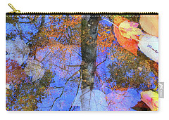 Autumn Watermark Carry-all Pouch by Todd Breitling