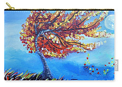 Autumn Whisper Carry-all Pouch