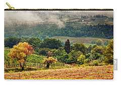 Autumnal Hills Carry-all Pouch