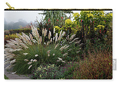 Autumnal Misty Mood Lll Carry-all Pouch by Shirley Mitchell