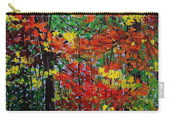 Autumn's Best Carry-all Pouch by Mike Caitham