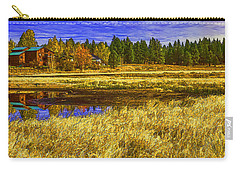 Autumn's Glory Carry-all Pouch by Nancy Marie Ricketts