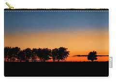 Autumn's Golden Glow Carry-all Pouch