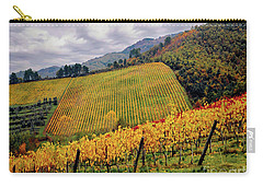 Autunno Italiano Carry-all Pouch by Jennie Breeze