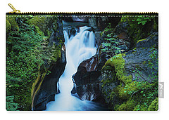 Avalanche Creek Rapids Carry-all Pouch